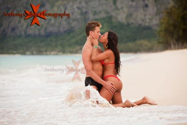 Honeymoon Photographers on Oahu