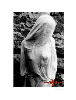 Shroud of Mary #© 1998