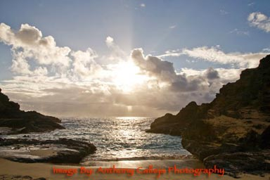 Oahu Sunrise Photography, Eternity Beach, Oahu, Hawaii