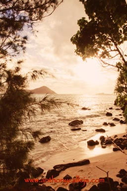 Hawaii Sunrise Photography, Makapuu Beach, Oahu, Hawaii